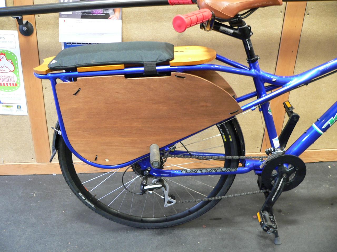 Ножка для велосипеда своими руками 39